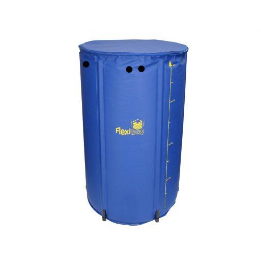 IWS Flexitank Flexible System Tank Waterbutt Storage With Pump Kit