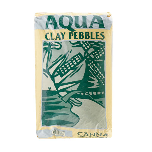 Canna Aqua Clay Pebbles Balls 45 Litre Bag