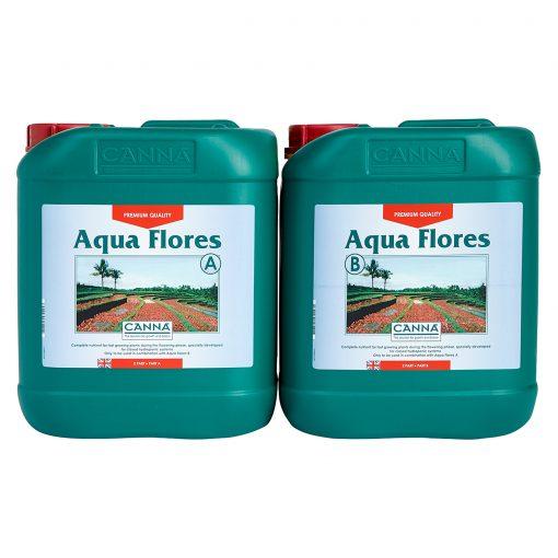 Canna Aqua Flores A+B 5 Litre