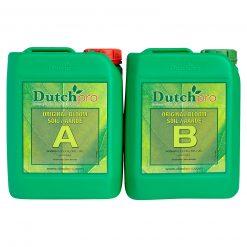Dutch Pro Soil Bloom A+B 5 Litre