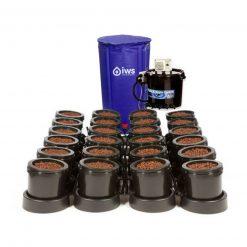 IWS Flood and Drain System 24 Pot Premium