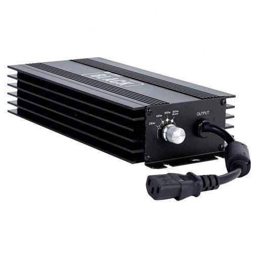 Lumii Black 600W Digital Dimmable Ballast