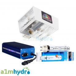 Maxibright 315w Grow Light Kit Daylight Ceramic Metal Halide - Horizon Remote