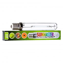 Sunmaster 400W Dual Spectrum Grow Light Lamp Bulb