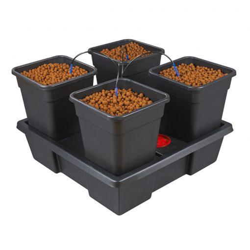 Wilma 4 Pot System
