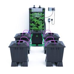 Alien Hydroponics Aero System Black Series