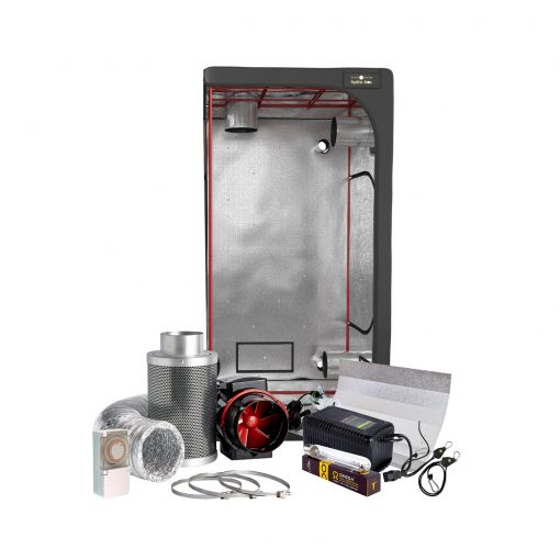 A1M Hydro Grow Your Own Tent Starter Kit