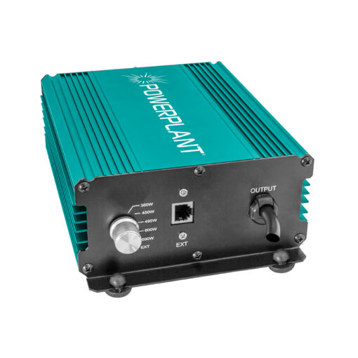PowerPlant 600w Digital Controllable Ballast E-Series - Front