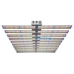 Adjust-a-wing 1000w LED Grow Light Hellion 10 Bar Front